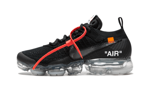 Air Vapormax Off-White Black 2018 - TheHeatstock