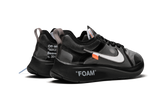 Zoom Fly Off-White Black Silver - TheHeatstock