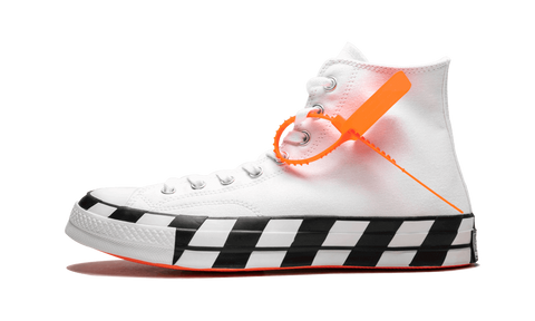 Converse Chuck Taylor  Off-White - TheHeatstock