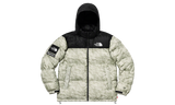 Sneakers Supreme x The North Face Paper Print Nuptse Jacket -Heatstock