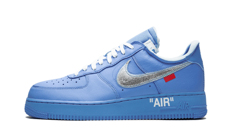Sneakers Air Force 1 Low Off-White MCA University Blue -Heatstock