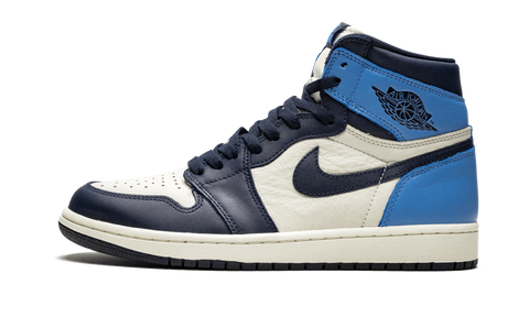 Air Jordan 1 Retro High OG Obsidian UNC 2019 - TheHeatstock