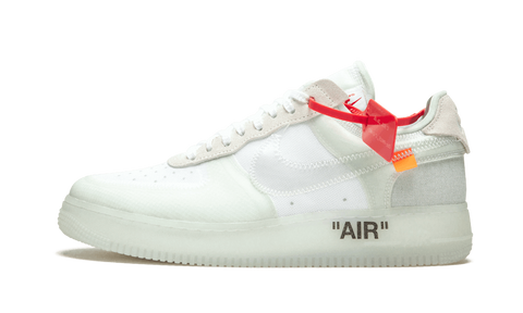 "Sneakers Air Force 1 Low Off-White ""The Ten"" -Heatstock"