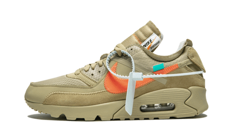 Air Max 90 Off-White Desert Ore - TheHeatstock