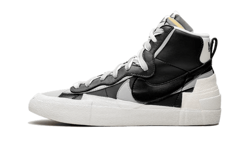 Nike Blazer High Sacai Black Grey - TheHeatstock