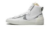 Nike Blazer High Sacai White Grey - TheHeatstock