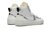 Sneakers Nike Blazer High Sacai White Grey -Heatstock