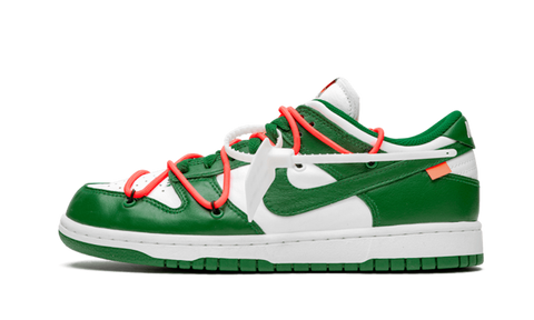 Dunk Low Off-White Pine Green - TheHeatstock