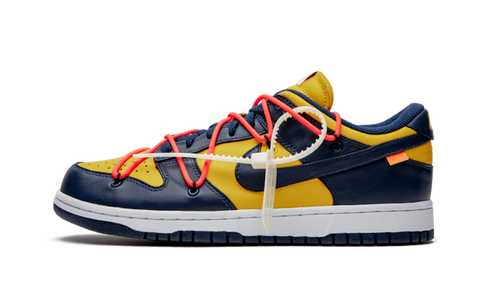 Dunk Low Off-White Michigan - TheHeatstock