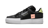 Sneakers Air Force 1 Low Drop Type Black -Heatstock