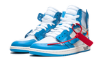 Air Jordan 1 Retro High Off-White University Blue - TheHeatstock