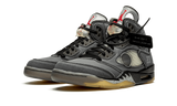 Air Jordan 5 Off-White Black - TheHeatstock