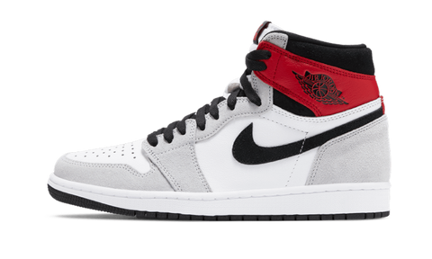 Sneakers Air Jordan 1 Retro High Light Smoke Grey -Heatstock