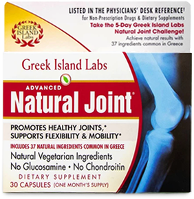 Natural Joint 100% Plant Based