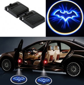 Car LED Batman Welcome Projector Light