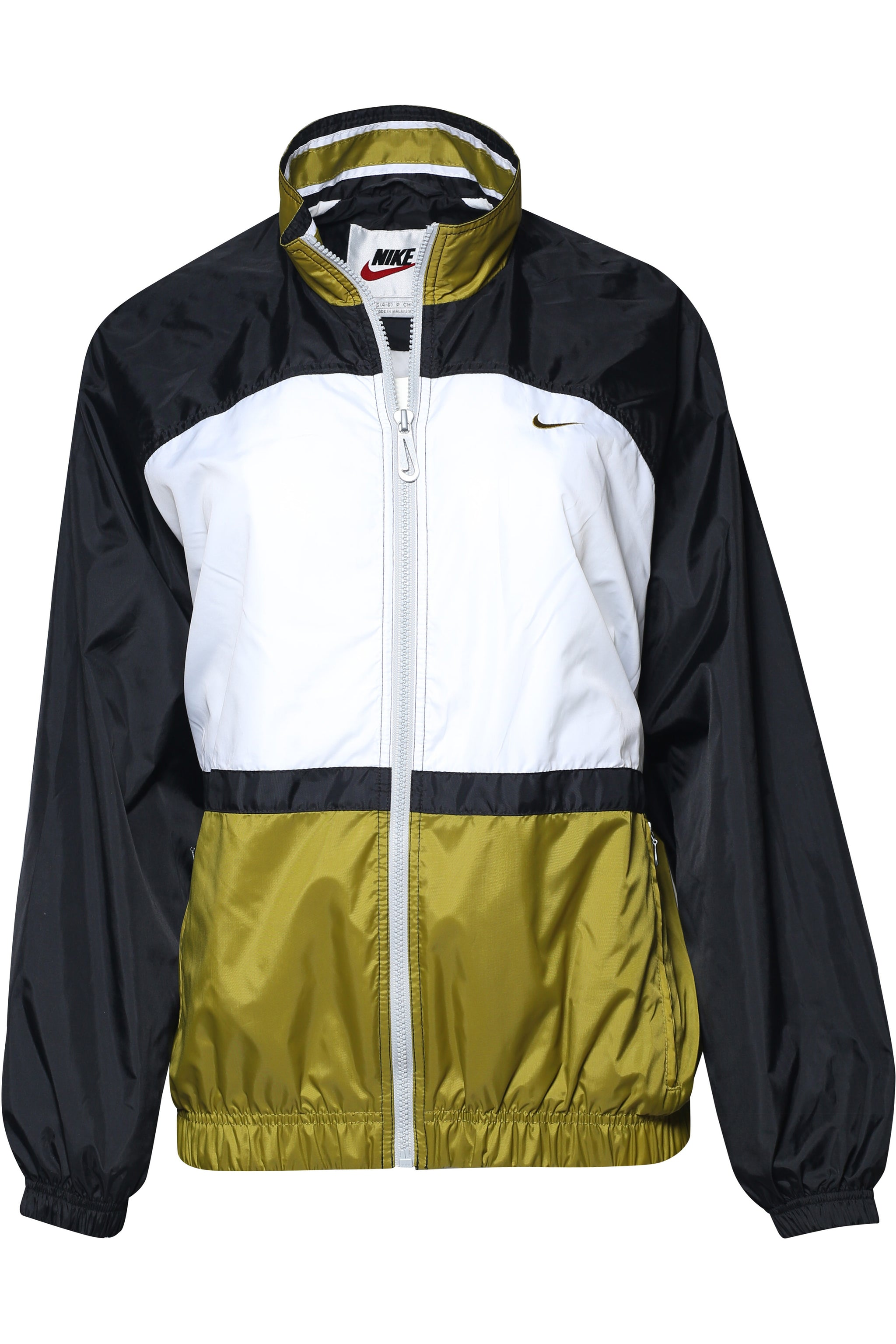 super cheap crazy price stable quality VINTAGE NIKE WINDBREAKER (BLK WHT GOLDEN LIME )