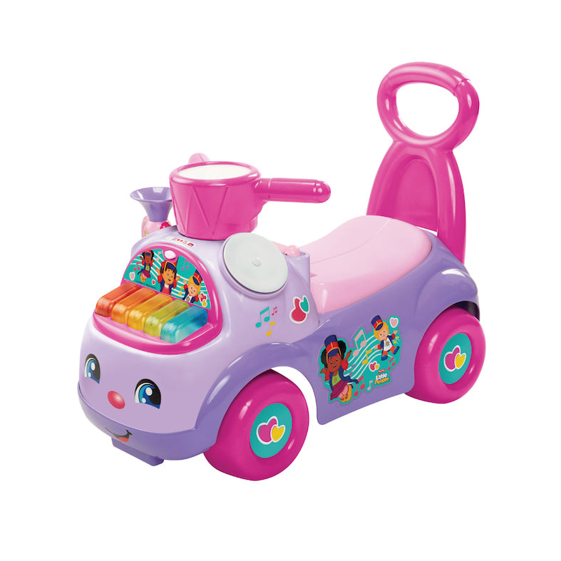 Fisher-Price Little People Music Parade Ride On - Purple