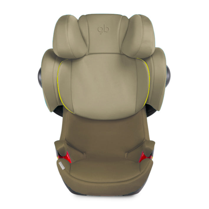 gb Platinum Elian-Fix Car Seat - Lizard Khaki