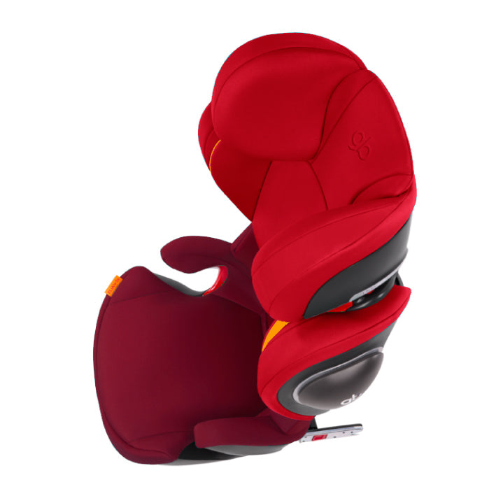 gb Platinum Elian-Fix Car Seat - Dragonfire