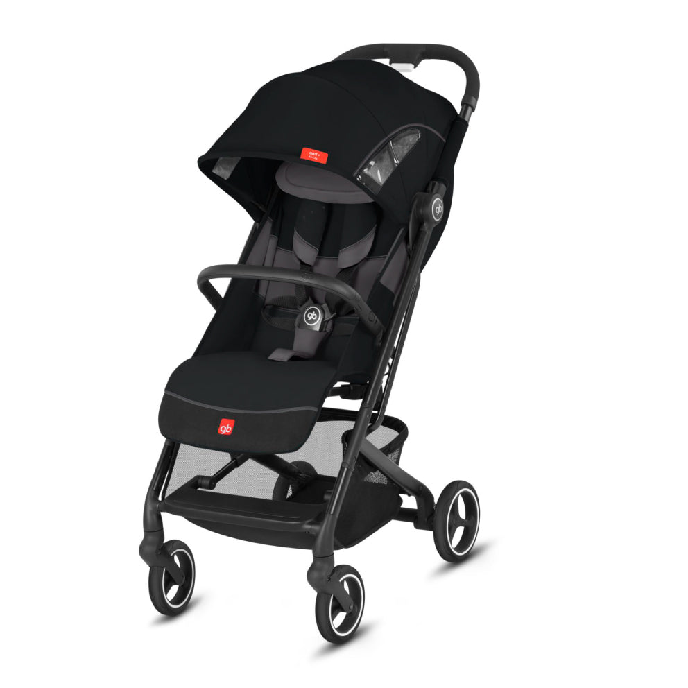 gb Gold Qbit+ All City Stroller - Velvet Black