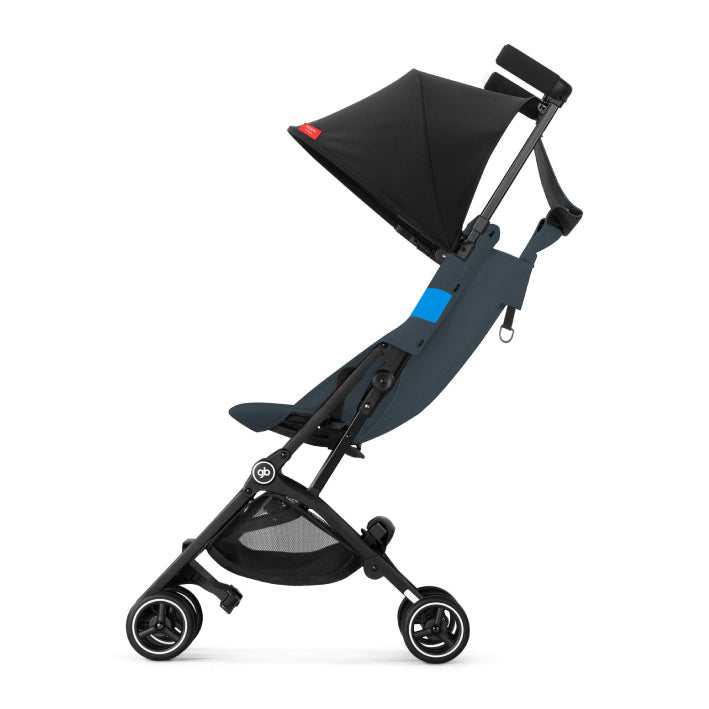 gb Gold Pockit+ Stroller with Carrying Bag and Strap - Night Blue