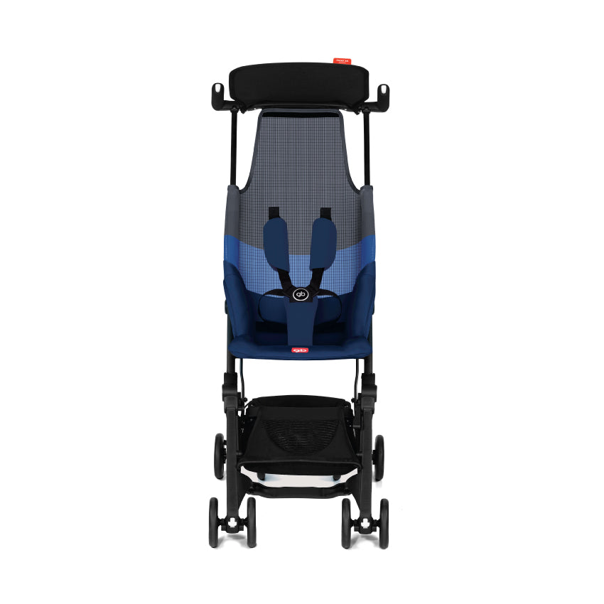 gb Gold Pockit Air Stroller with Carrying Bag - Night Blue