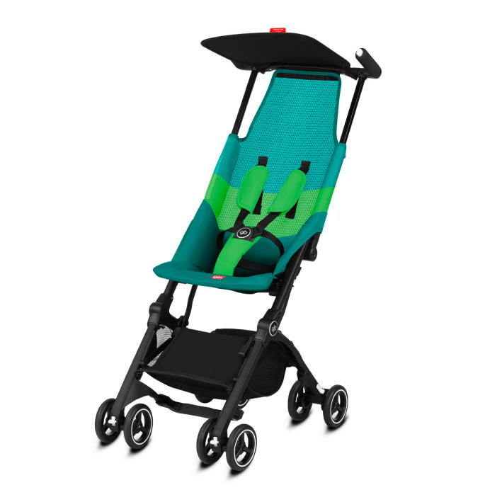 gb Gold Pockit Air Stroller with Carrying Bag - Laguna Blue