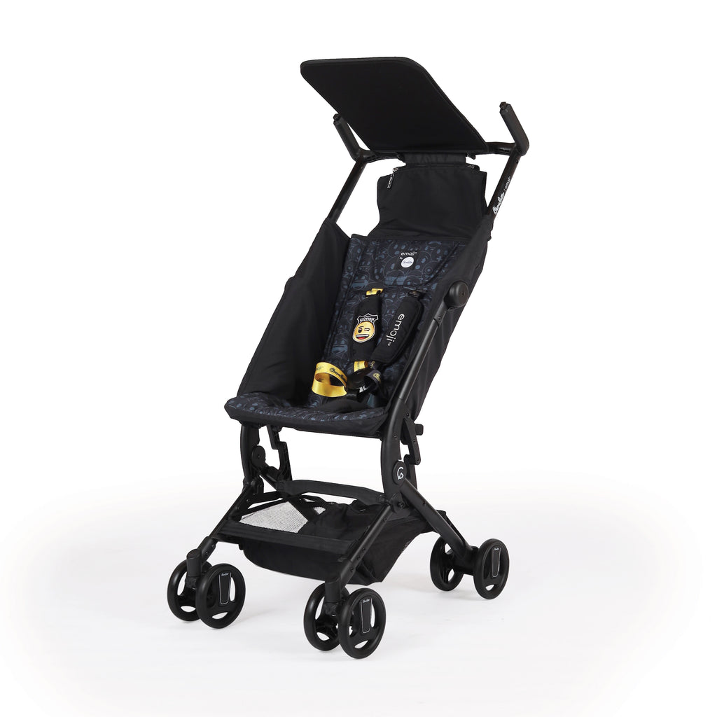 Cocolatte x Emoji™ Minima Compact Stroller with Carrying Bag