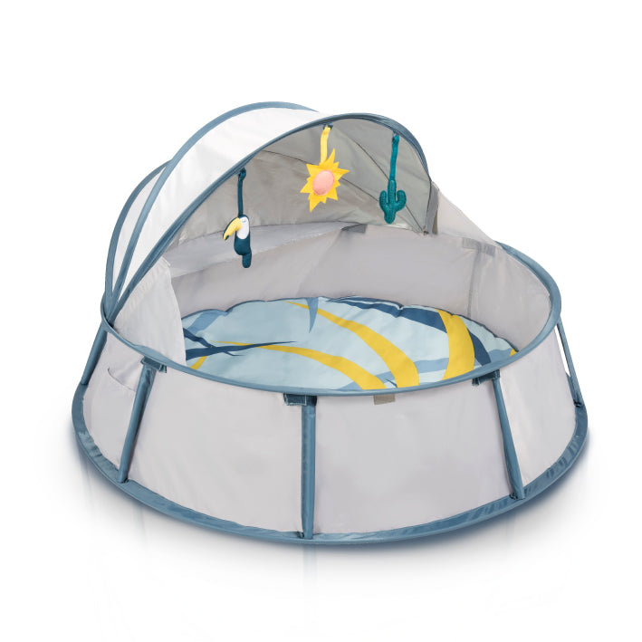 Babymoov Babyni Troprical Anti-UV Pop-up Play Area