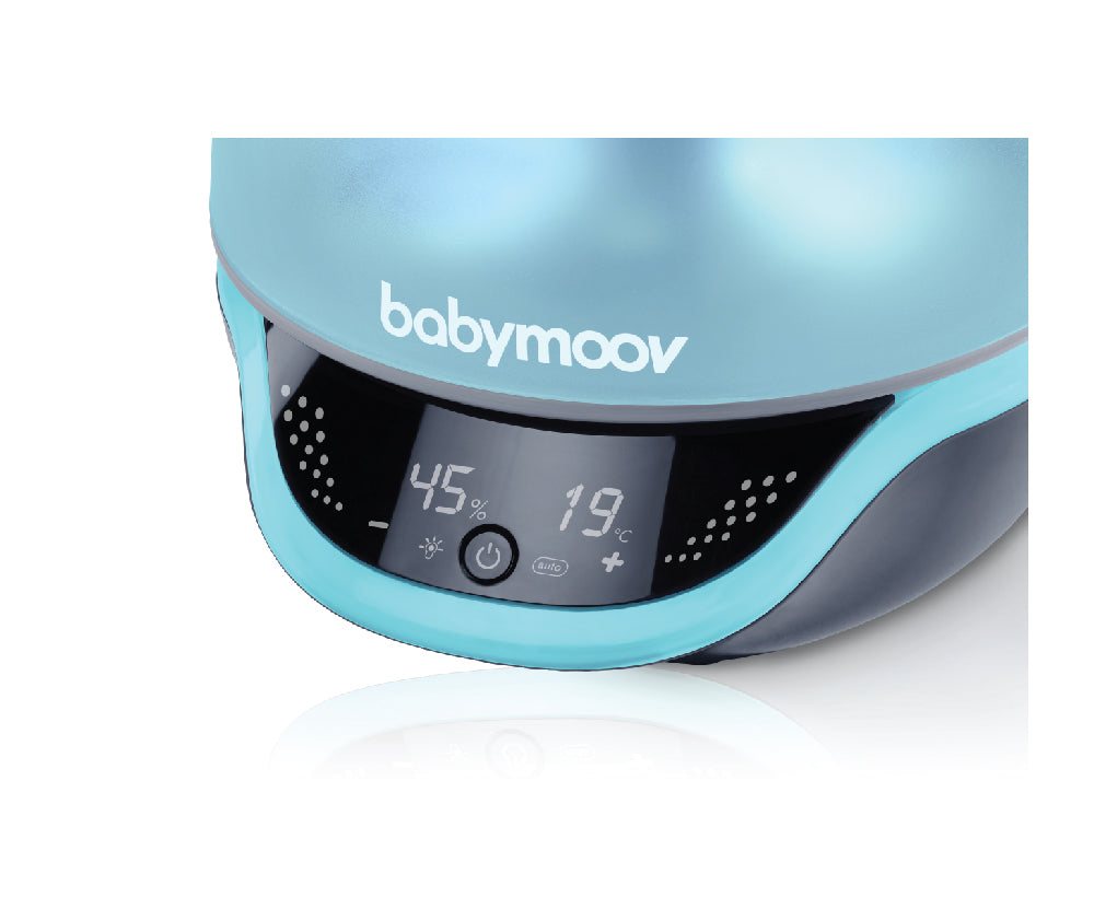 Babymoov Hygro(+) Night Light Humidifier