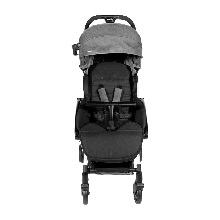 Baby Star Tavo R+ Baby Stroller with Carrying Bag - Glossy