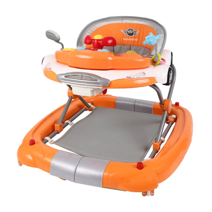 Baby Star 2 in 1 Car Racing Baby Walker