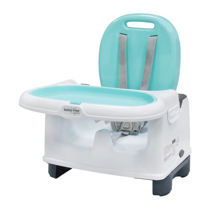 Baby Star Block Booster Seat