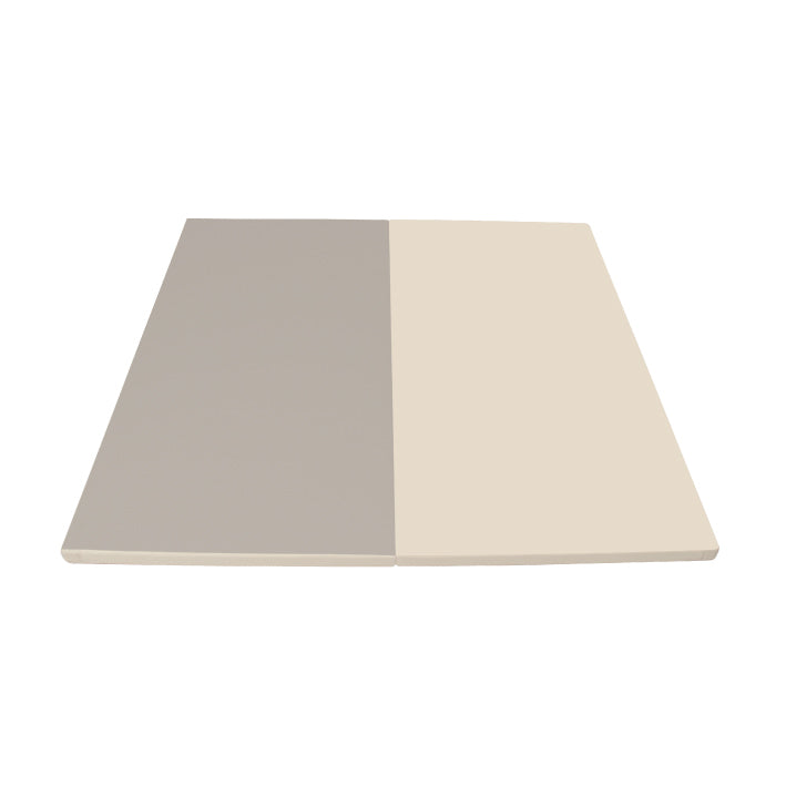 Haenim Toy Petit Play Mat - Pink + Beige / Grey + Beige