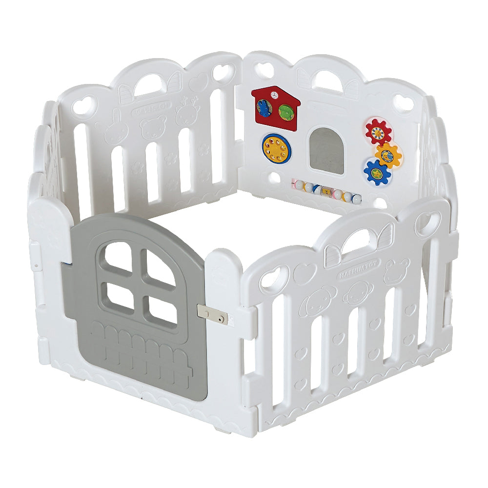 Haenim Toy Petit Baby Room - Pure White