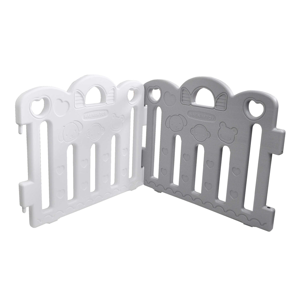 Haenim Toy Petit Baby Room 2 Pieces Extension - Grey+White