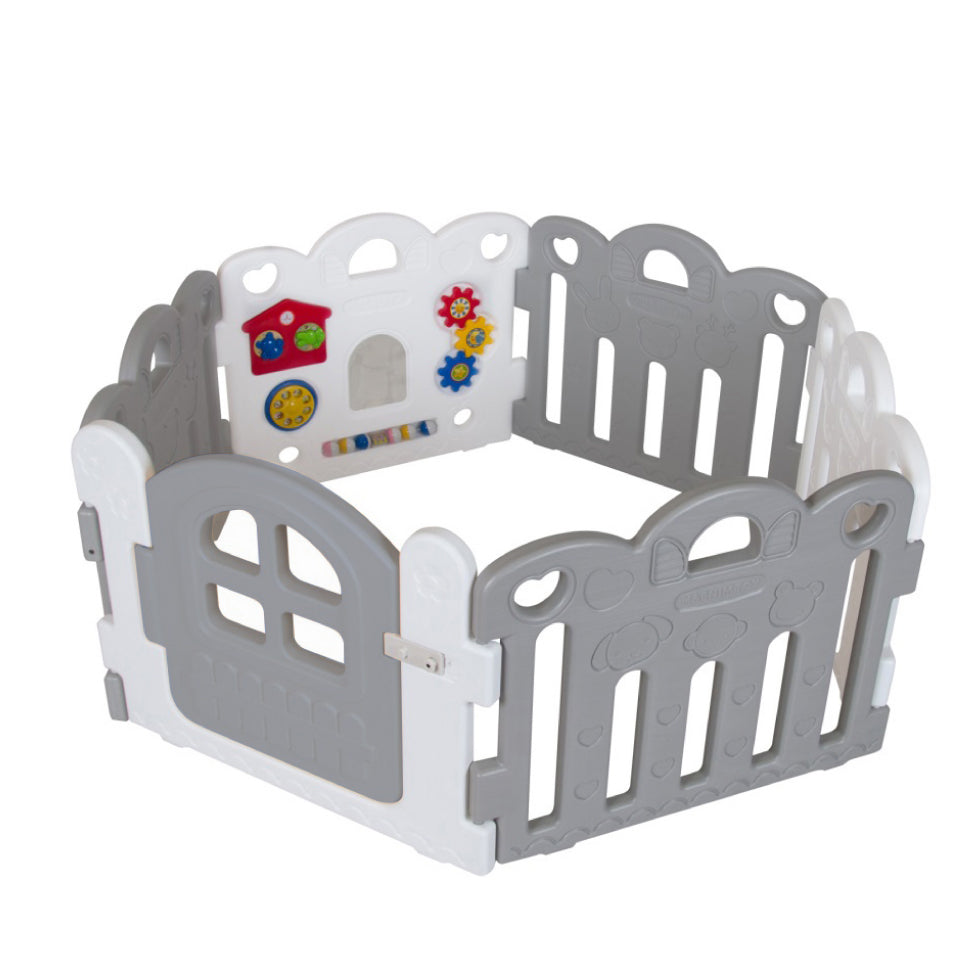 Haenim Toy Petit Baby Room - Grey + White