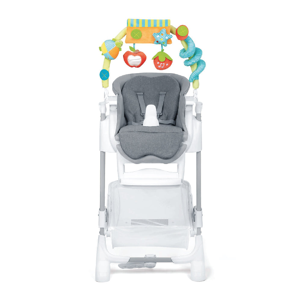 CAM Istante High Chair - Grey