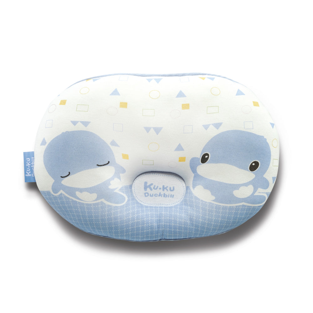 KUKU 3D Breathable Baby Pillow