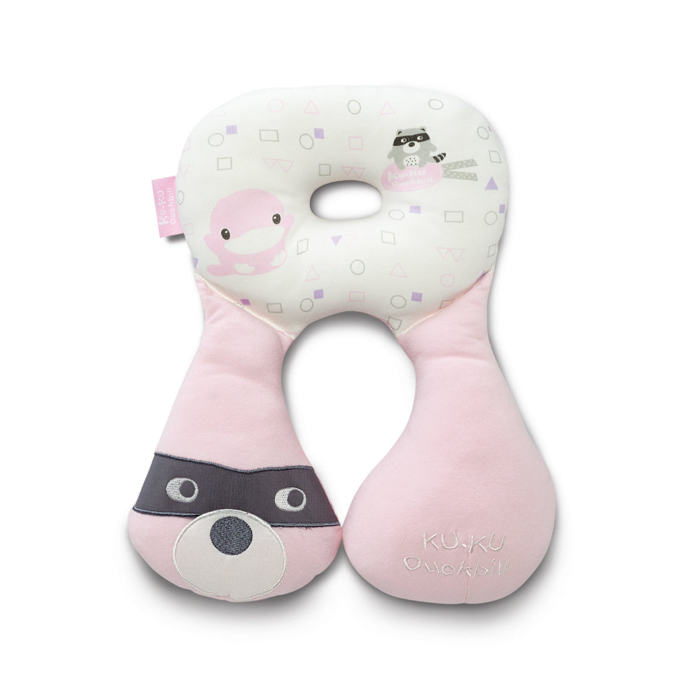 KUKU 3D Breathable Baby Neck Pillow