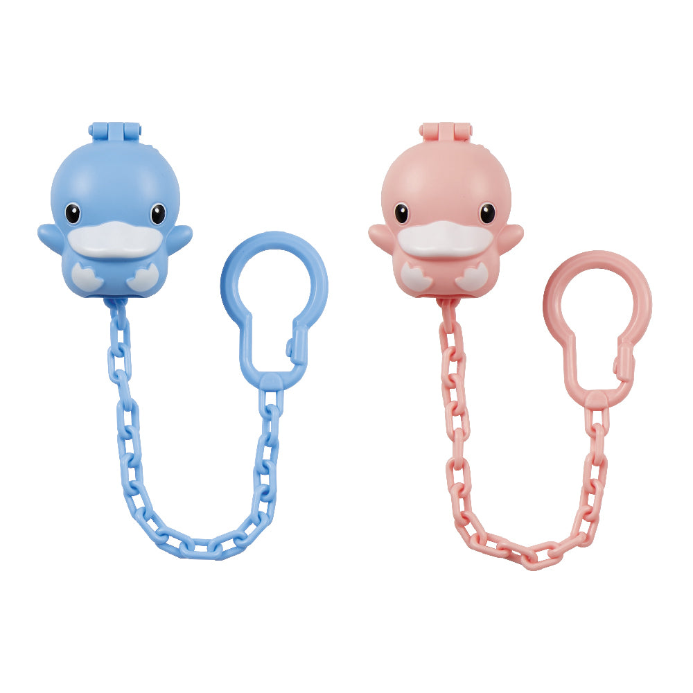 KUKU Pacifier Chain + Case