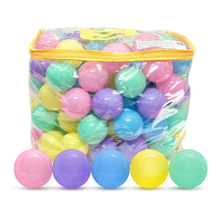 Baby Star 100 Playballs - Candy