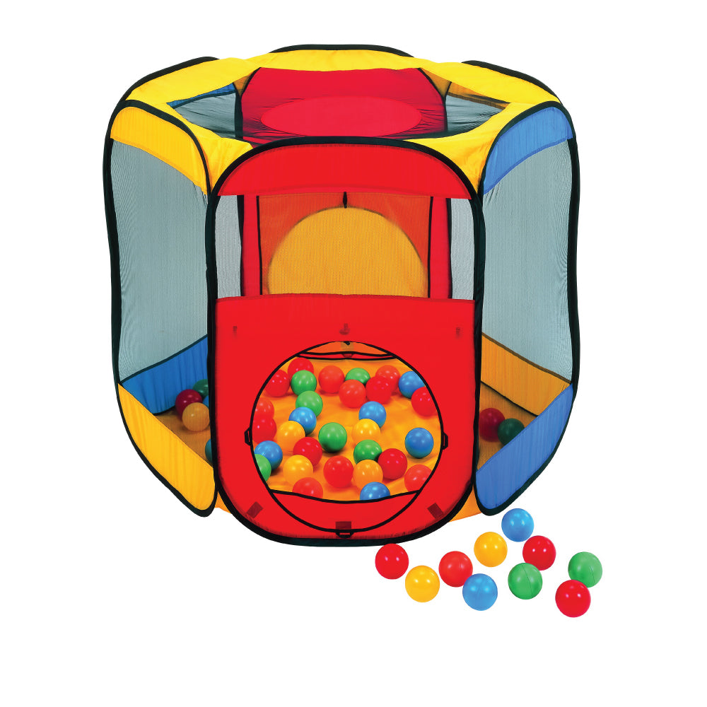 Baby Star Fun Play Ball Pit (w/100 Balls)