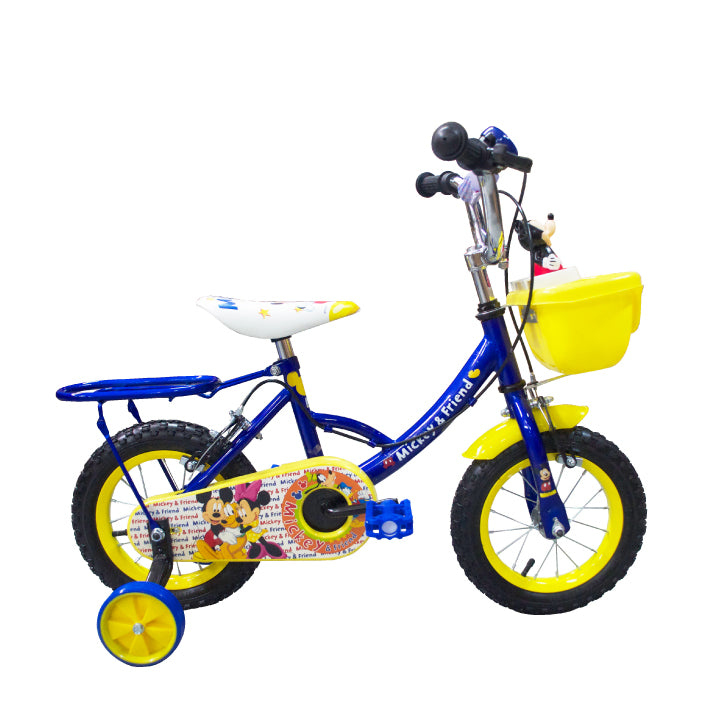 "Baby Star X Mickey Mouse 12"" Air Tyre Bike"