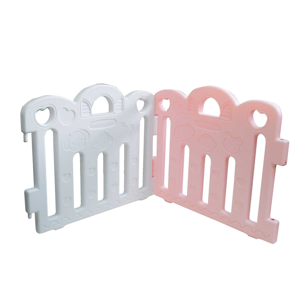 Haenim Toy Petit Baby Room 2 Pieces Extension - Pink+White