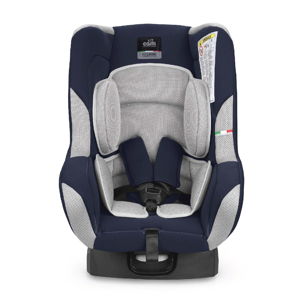 CAM Gara 0,1 Safety Car Seat - Blue