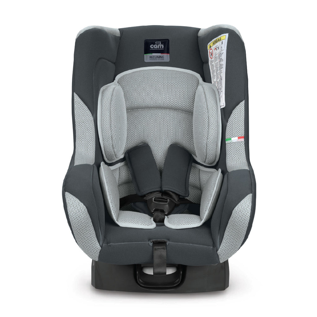 CAM Gara 0,1 Safety Car Seat - Grey