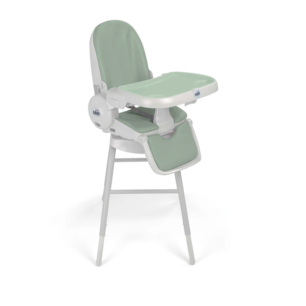 CAM Original 4-in-1 Multi Function High Chair - Verde