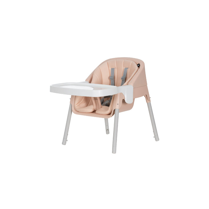 Evenflo Trilo 4-in-1 Eat & Grow™ Convertible High Chair - Misty Pink