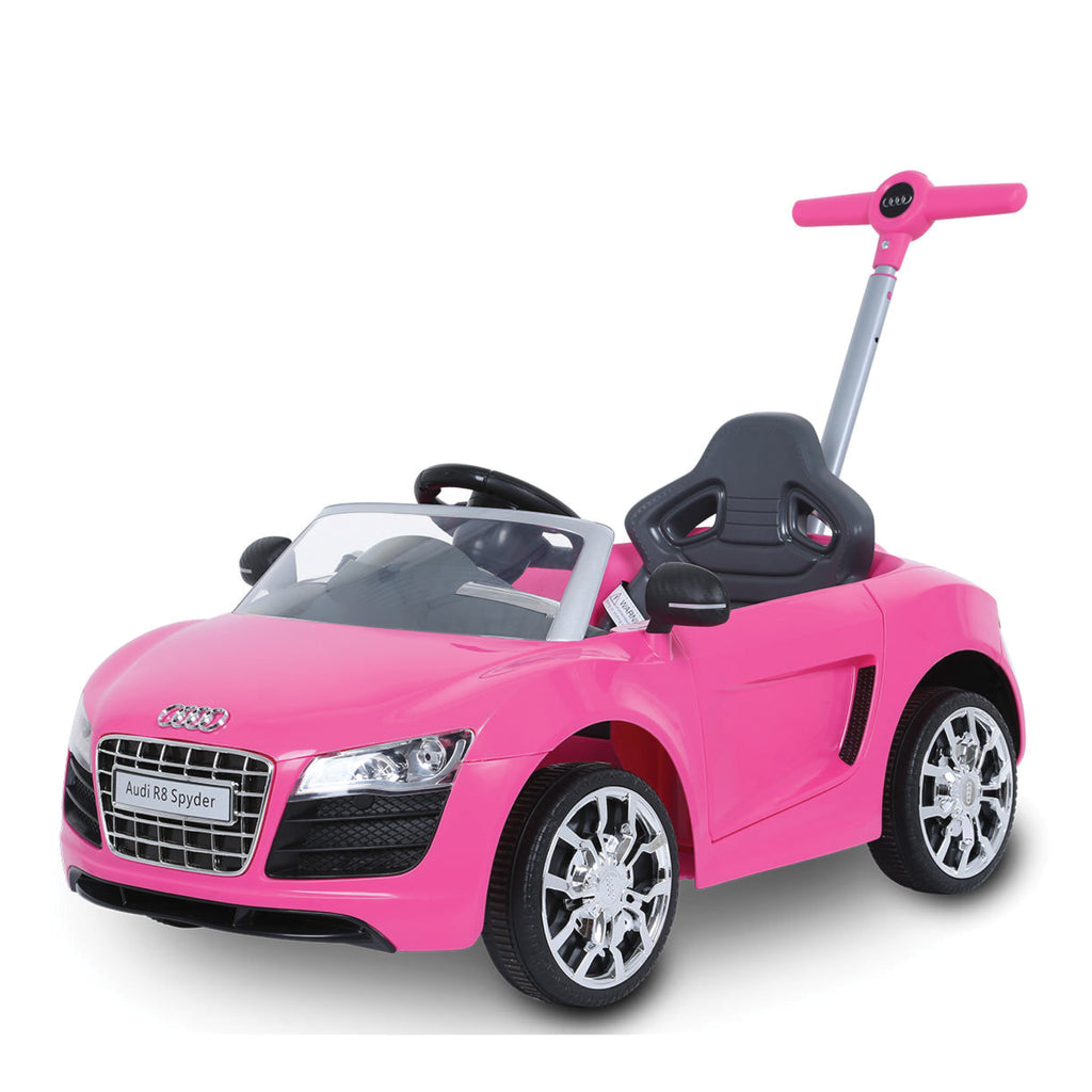 Rollplay Audi R8 Spyder Push Car